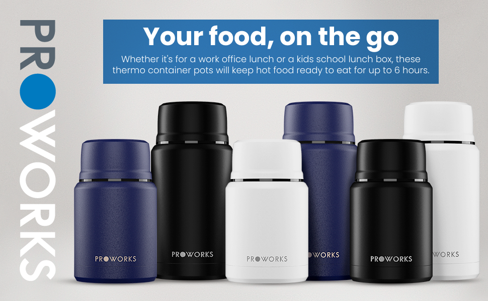 Proworks Food Flask