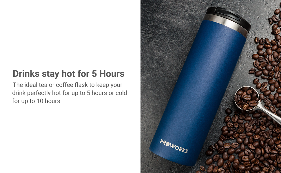 Proworks Travel Mug